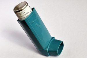 Picture of inhaler