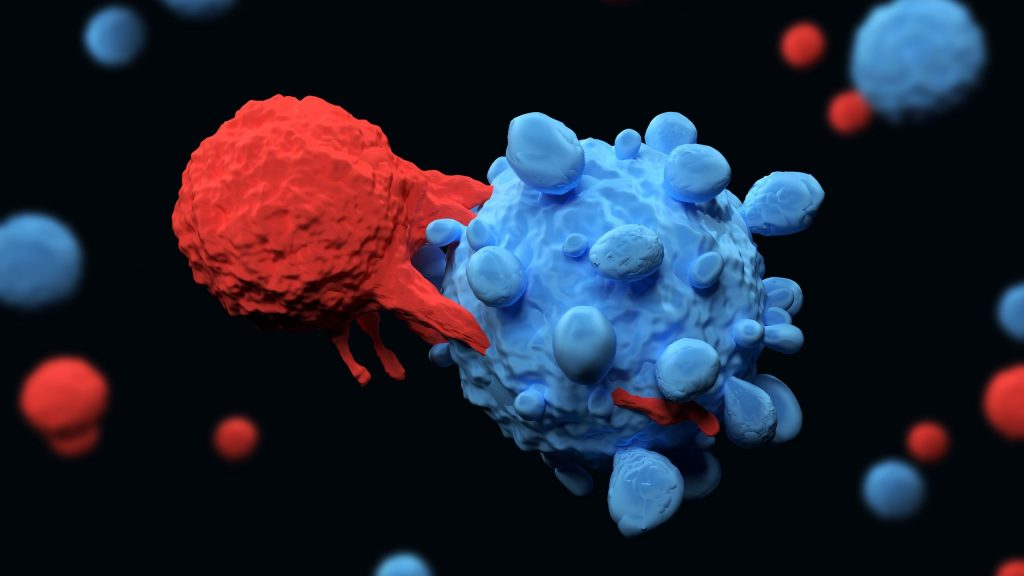 Re-engineer Cells to Fight Cancer